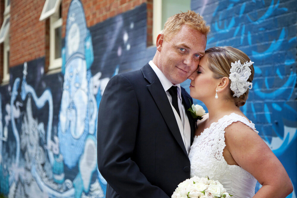 """NICOLE & SCOTT - """"Our wedding really was a fairytale day for us and our friends and family were all so impressed."""""""
