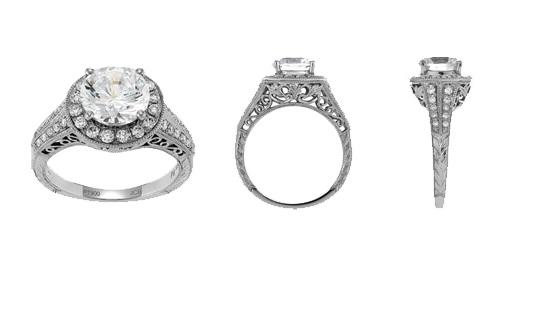 JC Blackburn - Fine Authentic Antique Style Jewelry