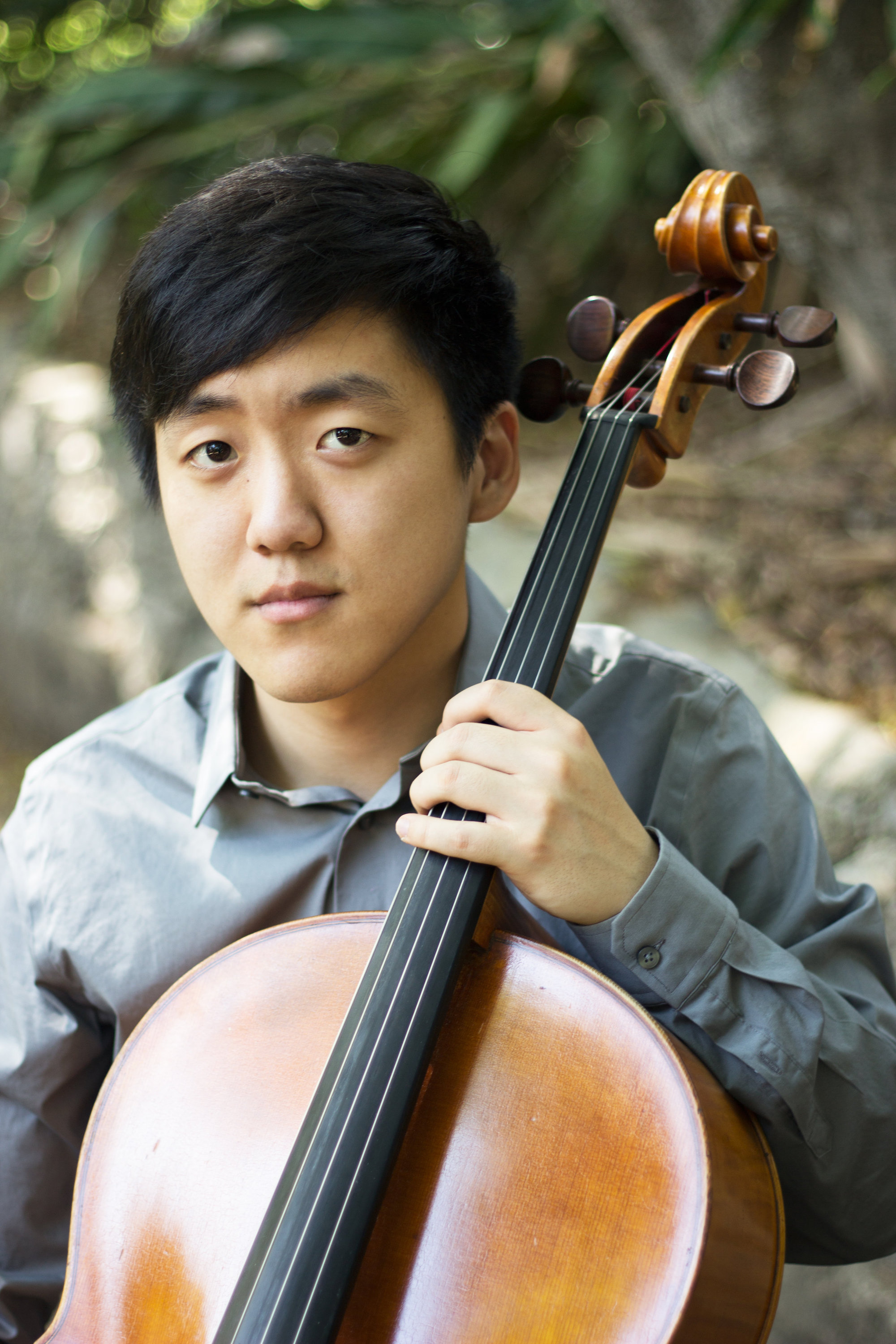 About Me - Born and raised in Los Angeles, Cellist Daniel Lim began his studies at the age of 9 and holds degrees from the New England Conservatory and the Cleveland Institute of Music. His mentors include Yeesun Kim and Stephen Geber while cellists such as Joon Sung Jun and Robert DeMaine were also pivotal in his development.Daniel has had the opportunity to work with esteemed cellists such as Frans Helmerson, Ralph Kirshbaum, Laurence Lesser, Gary Hoffman, and Ron Leonard while also working with Leon Fleischer and members of the Borromeo, Cavani, Cleveland, Julliard, Miami, New Orford, St Lawrence, Tokyo and Ying String Quartets. He is currently a regular performer at The Caroga Lake Music Festival and has attended festivals such as the Toronto Summer Music Festival, National Repertory Orchestra, Orford Arts Centre, and The Kent Blossom Music Festival.Daniel currently resides in Los Angeles and performs with various ensembles in the Los Angeles area; recent highlights include guest performances with Splntrd Wood Cello Trio and performances with the Santa Barbara Symphony, Southeast Symphony, and The American Youth Symphony. He has also recorded for many mainstream artists as well as TV shows and films. As an educator, Daniel has taught at various organizations and public schools throughout the Los Angeles area while maintaining a private studio. Having spent two years in the Suzuki Method Teacher Training Program under the tutelage of Dr. Melissa Kraut, he has extensive experience teaching cellists of all ages in individual and group settings.