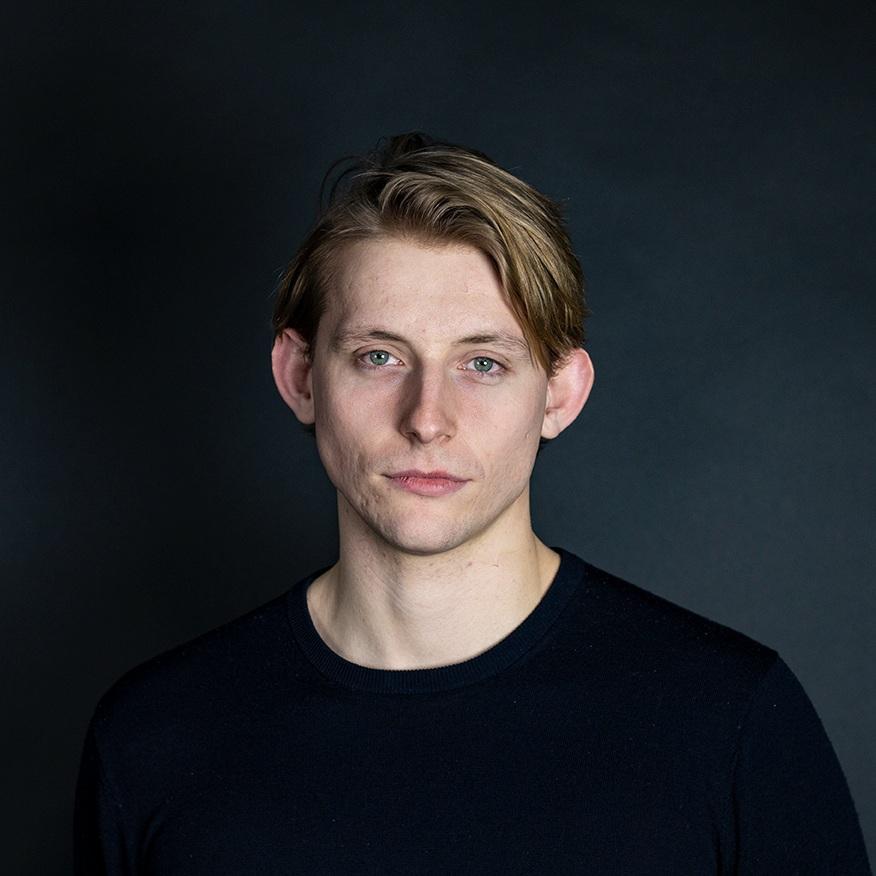 Ludvig Swanström - International Partner Manager