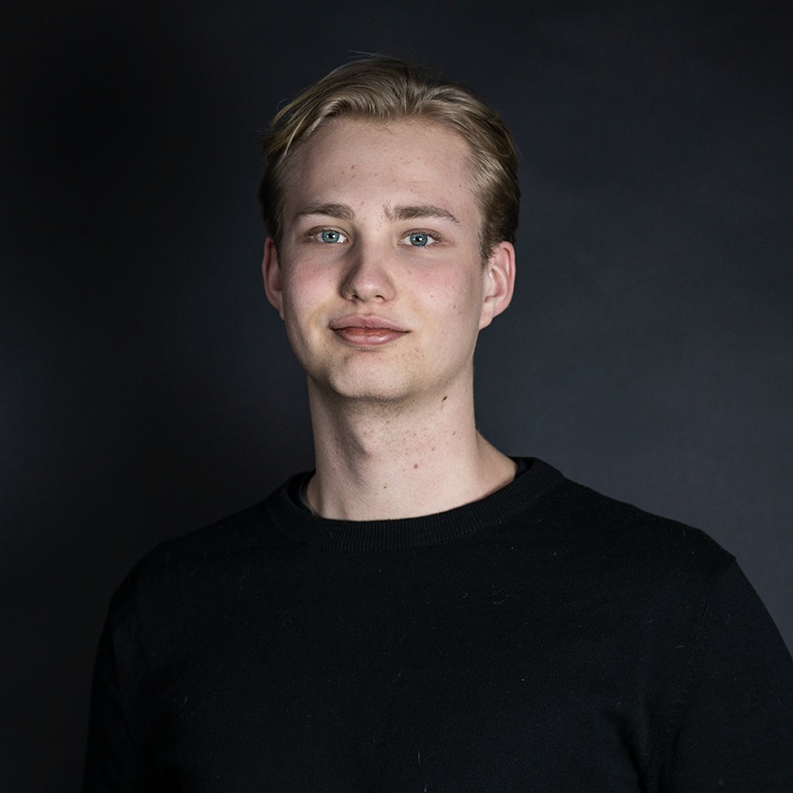 Måns Lindquist - International Partner Manager