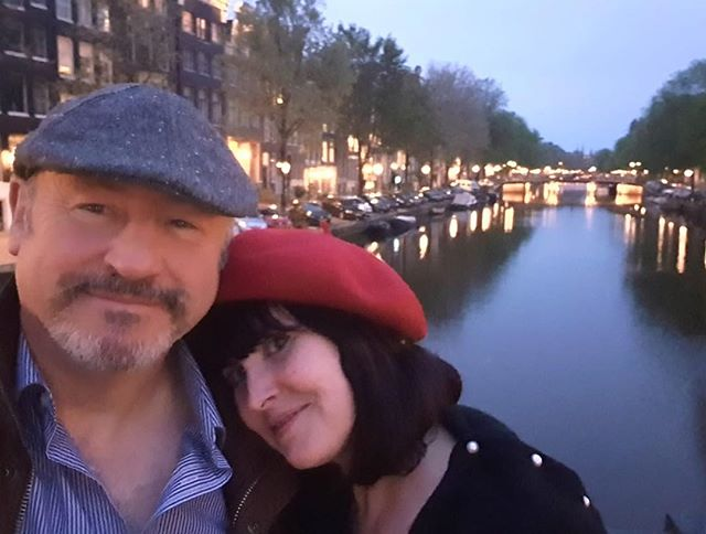 W is for Wonderful Wednesday. Had a great time with my fabulous family on my first visit to Amsterdam. Delicious food and wonderful hospitality at Casa Di David, loved exploring the independent shops and the beautiful walk home across the canal.  #casadidavidamsterdam #amsterdamstyle #redberet  #outfitstylist #mensfashion #womensfashion #fashion #personalstylist #imageconsultant #stylist