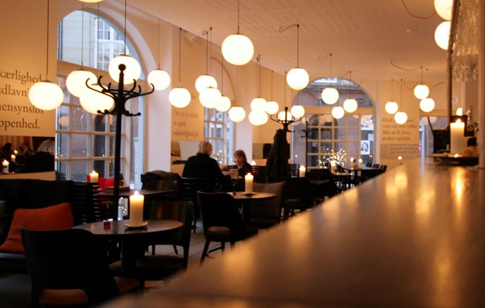 CAFÉ G. KEJSERGADE 2 - Bygherre: Metropole A/SEntrepriseform: HovedentrepriseProjekttype: Renovering, indretning og ombygning