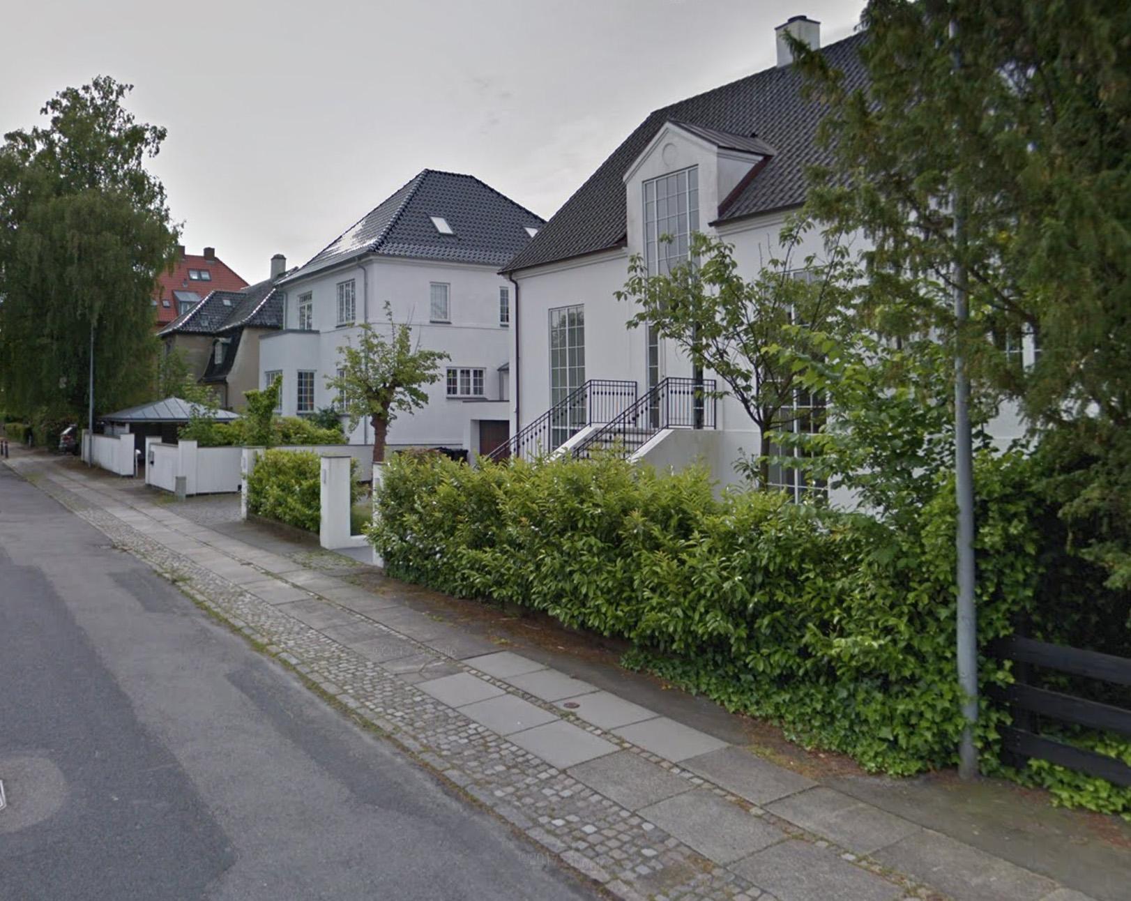 GARDES ALLE, HELLERUP - Bygherre: PrivatkundeEntrepriseform: HovedentrepriseProjekttype: Nybyggeri af luksus villa