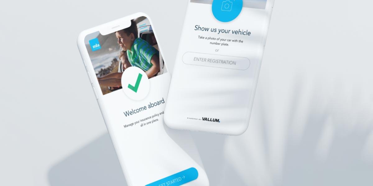 Vallum insure   Prototype design / proof of concept