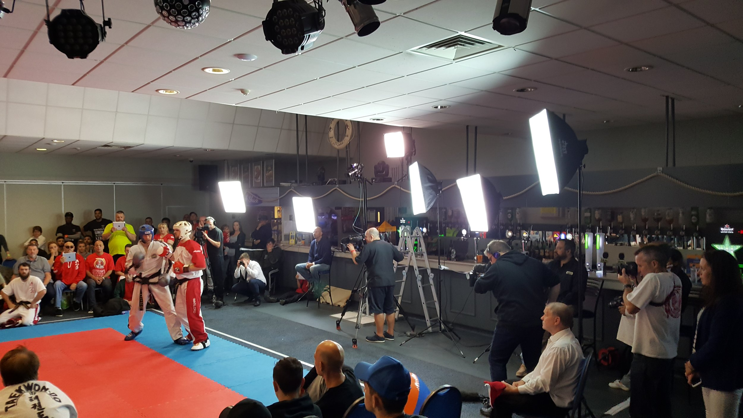 MULTI-CAMERA SHOOTS - With experience of live to TV multi-camera shoots, 8Live can fully produce your live event at affordable rates for every kind of media organisation