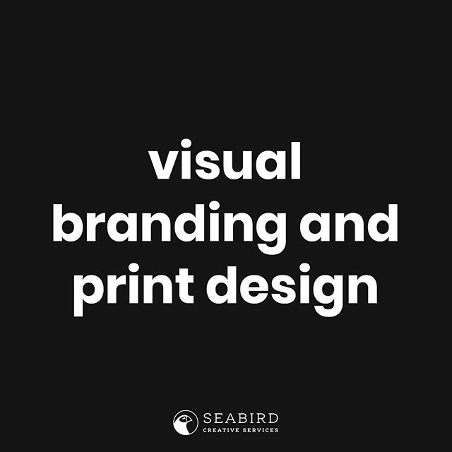 Just in case any of you have forgotten what Seabird is all about 😉⠀ .⠀ Through Seabird Creative I work with local businesses, really digging into what makes you unique and delightful 👽 I then craft stunning visuals and materials which place those amazing qualities at the forefront of your brand ✨⠀ .⠀ ✅ Visual branding⠀ ✅ Logo design⠀ ✅ Flyers, leaflets, brochures⠀ ✅ Business cards⠀ .⠀ .⠀ .⠀ #supportlocal #devonbusiness #exeterbusiness #smallbusinessuk #devoncreatives #exetercreatives #shemeansbusiness #southwestbusiness #swisbest #southdevon #devonshire #devon #devonlife #devonlove #torbay #torbaydos #behindthebusiness #behindthescenes #smallbusinessowner #smallbusinesslife #smallbusinesslove #smallbusinessbranding #uksmallbiz #southhams #smallbusinesssupport #smallbusinessweek #ukbrand #branding101 #brandingdesign #branddesigner⠀