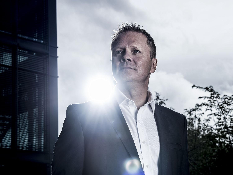 David Peel: Peugeot UK's managing director