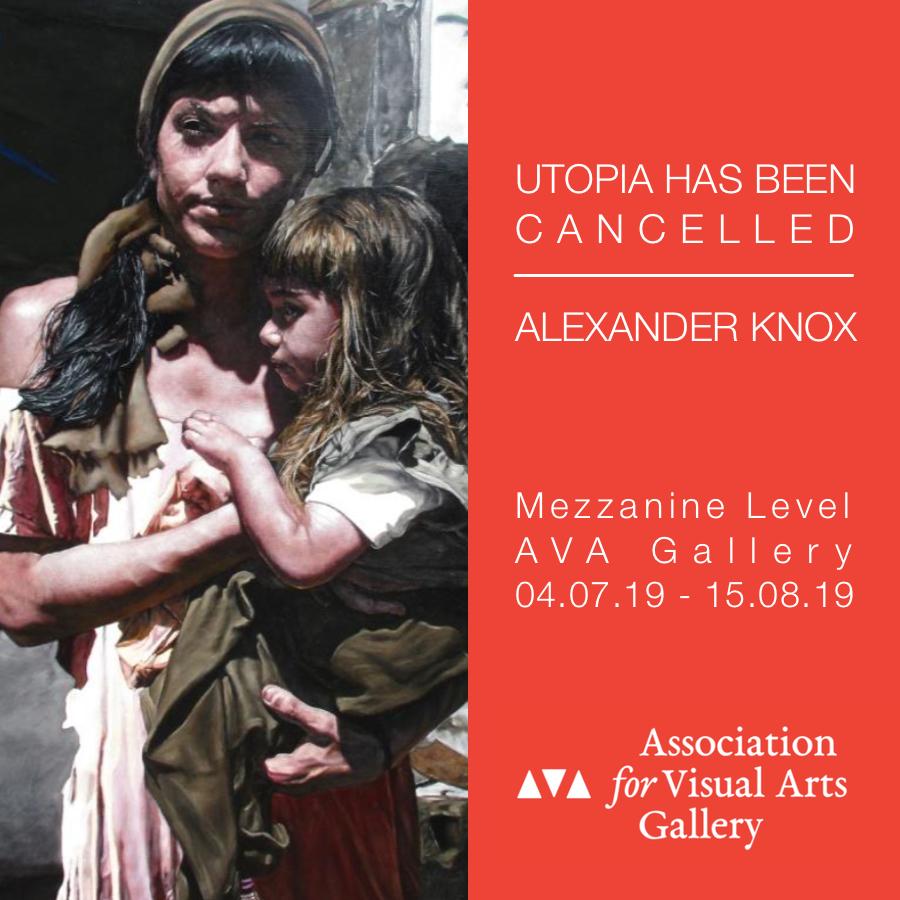 Alexander Knox utopia has been cancelled