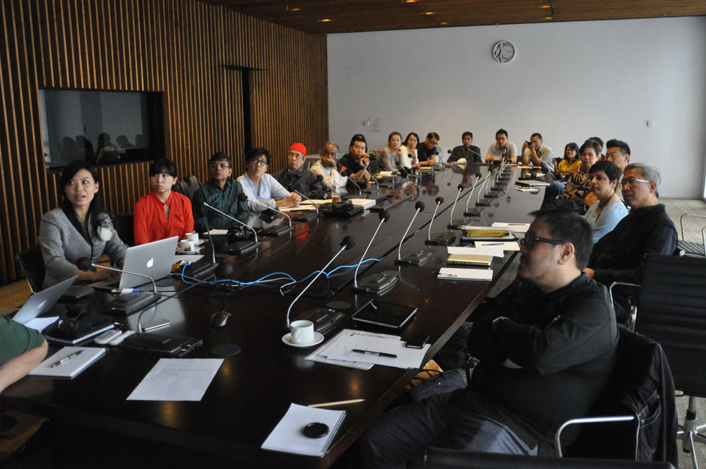 The Design Alliance Asia AGM in Hong Kong, 2011