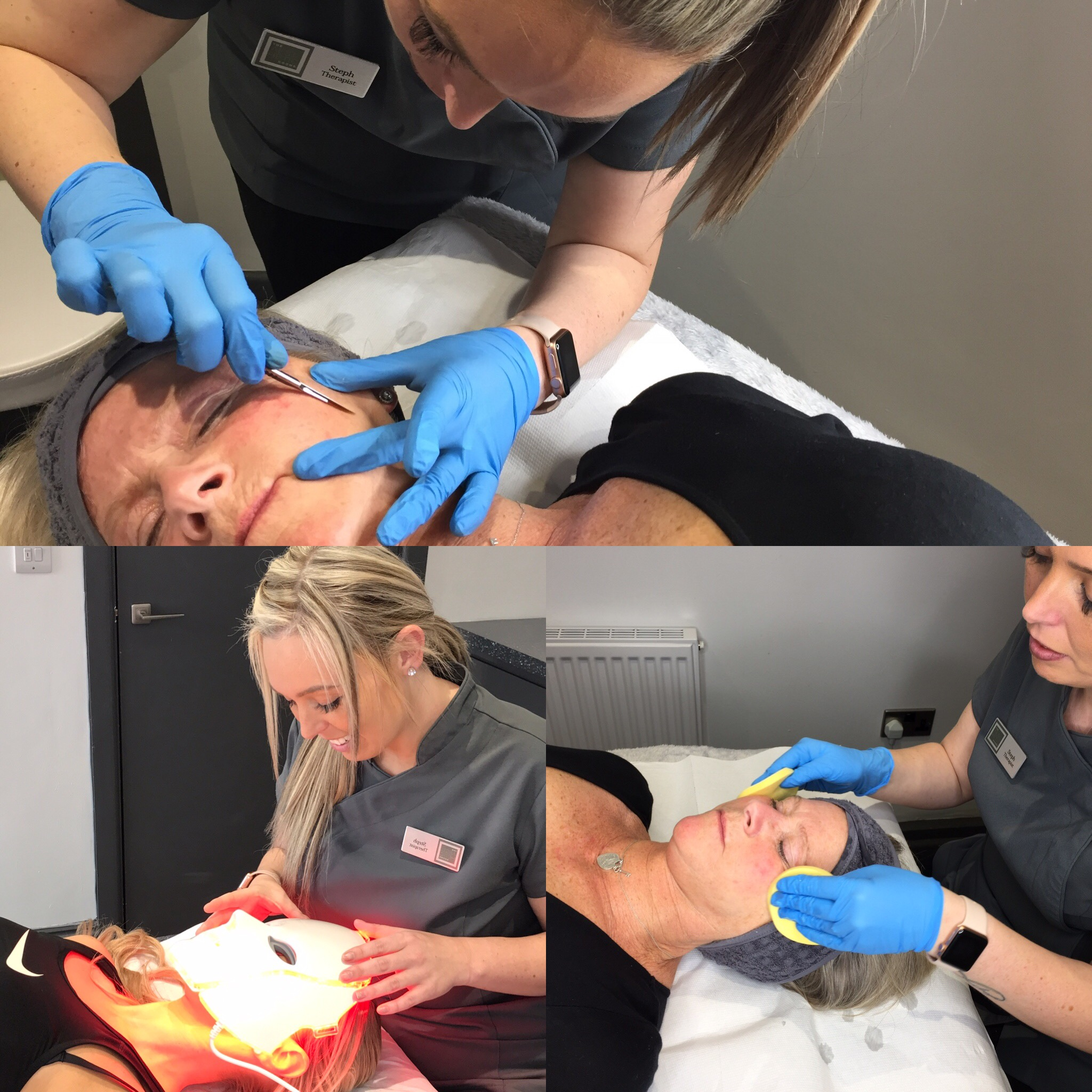 STEPHANIE GARNDER - SKIN THERAPISTSteph has been with The Aesthetic Rooms team for a year and is trained in various non-medical results based treatments. She has extensive knowledge about skin and will advise the best treatment for you.