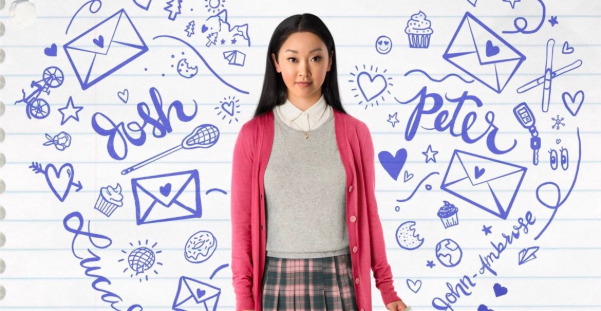 Lana Condor of Vietnamese heritage stars in 'To All The Boys I Loved Before'.