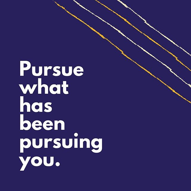 Is there something that you've always wanted to do but never got around to it? Does life and everything else seem to get in the way? Don't make excuses for your lack of priority and action, you're more than capable and you need to believe it!