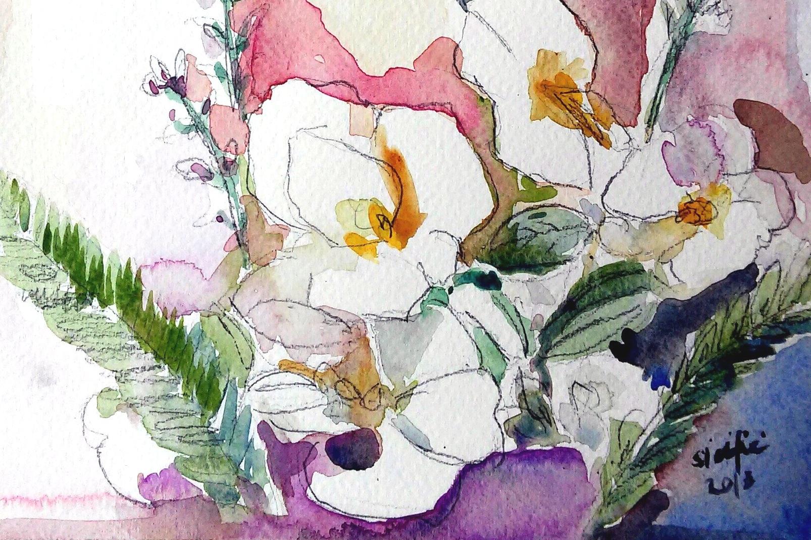 Painting: Siettie