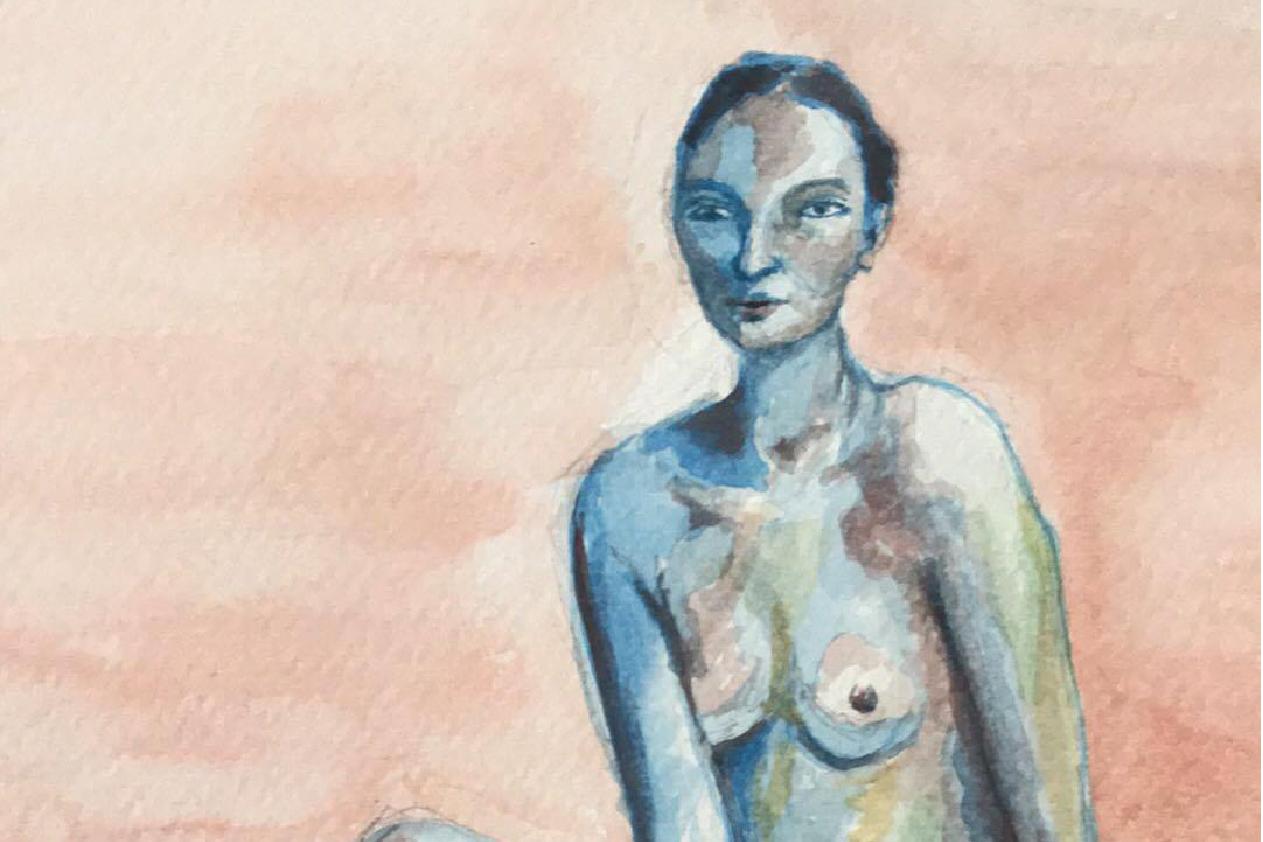 Painting: Nevra Coşkun