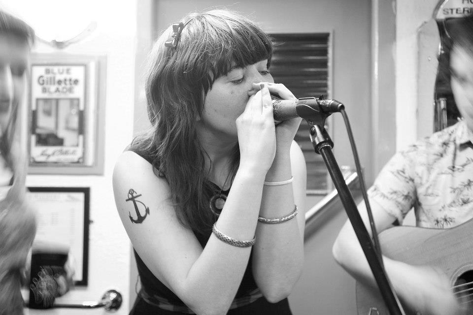 Larkfield Four Rhythm _ Roots Launch Party @ The Waldorf Barbershop 10.jpg