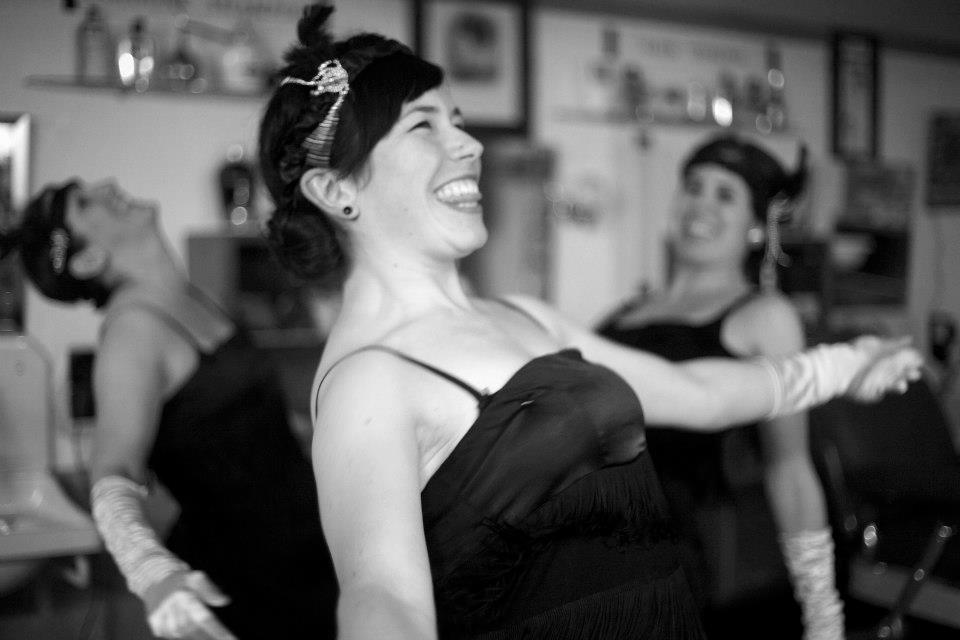 Larkfield Four Rhythm _ Roots Launch Party @ The Waldorf Barbershop 13.jpg