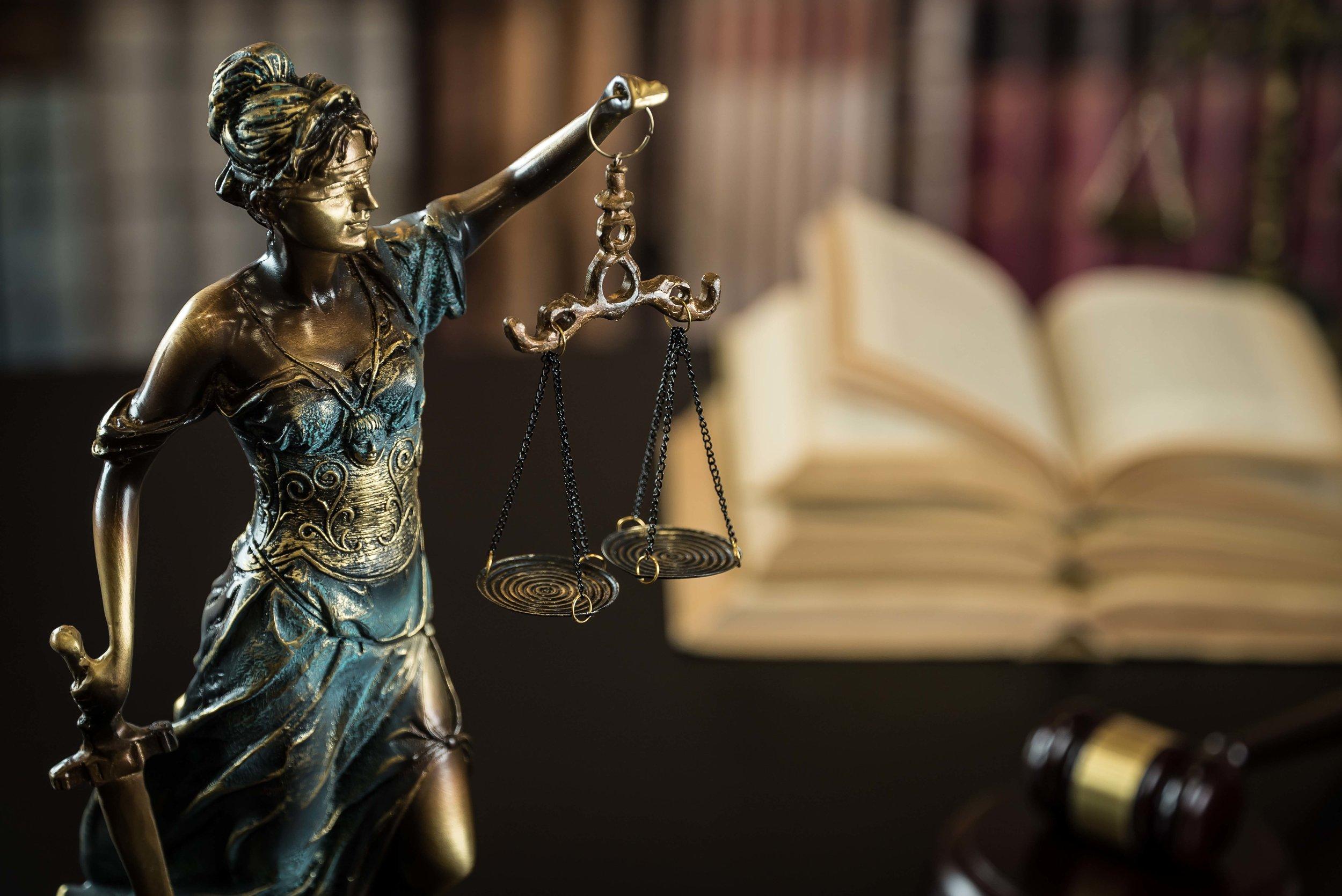 Legal & Criminal Justice