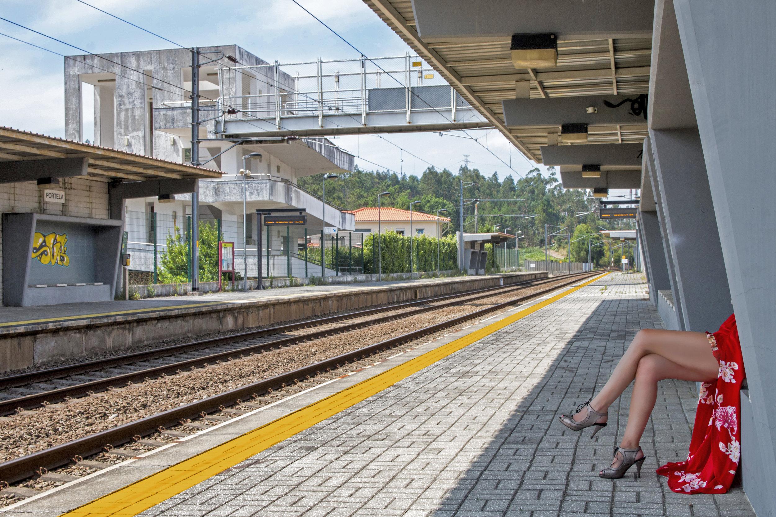 runaway girl - SS19 Photoshoot