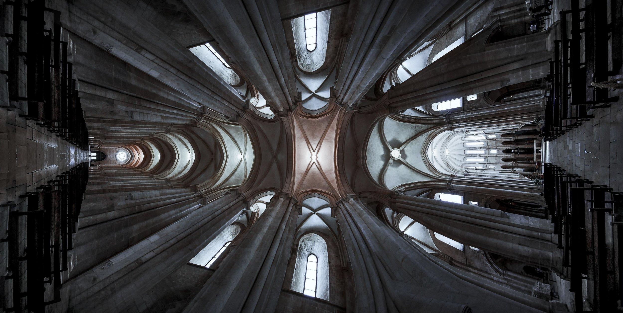 Alcobaça monastery - Alcobaça / Portugal
