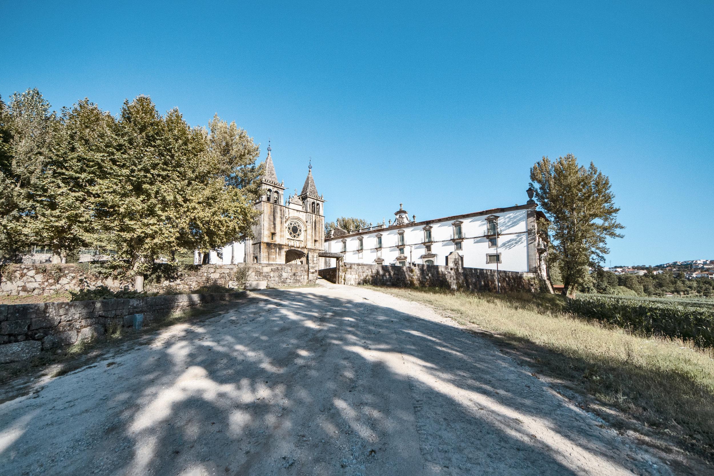 Santa Maria do Pombeiro Monastery - Felgueiras, Portugal