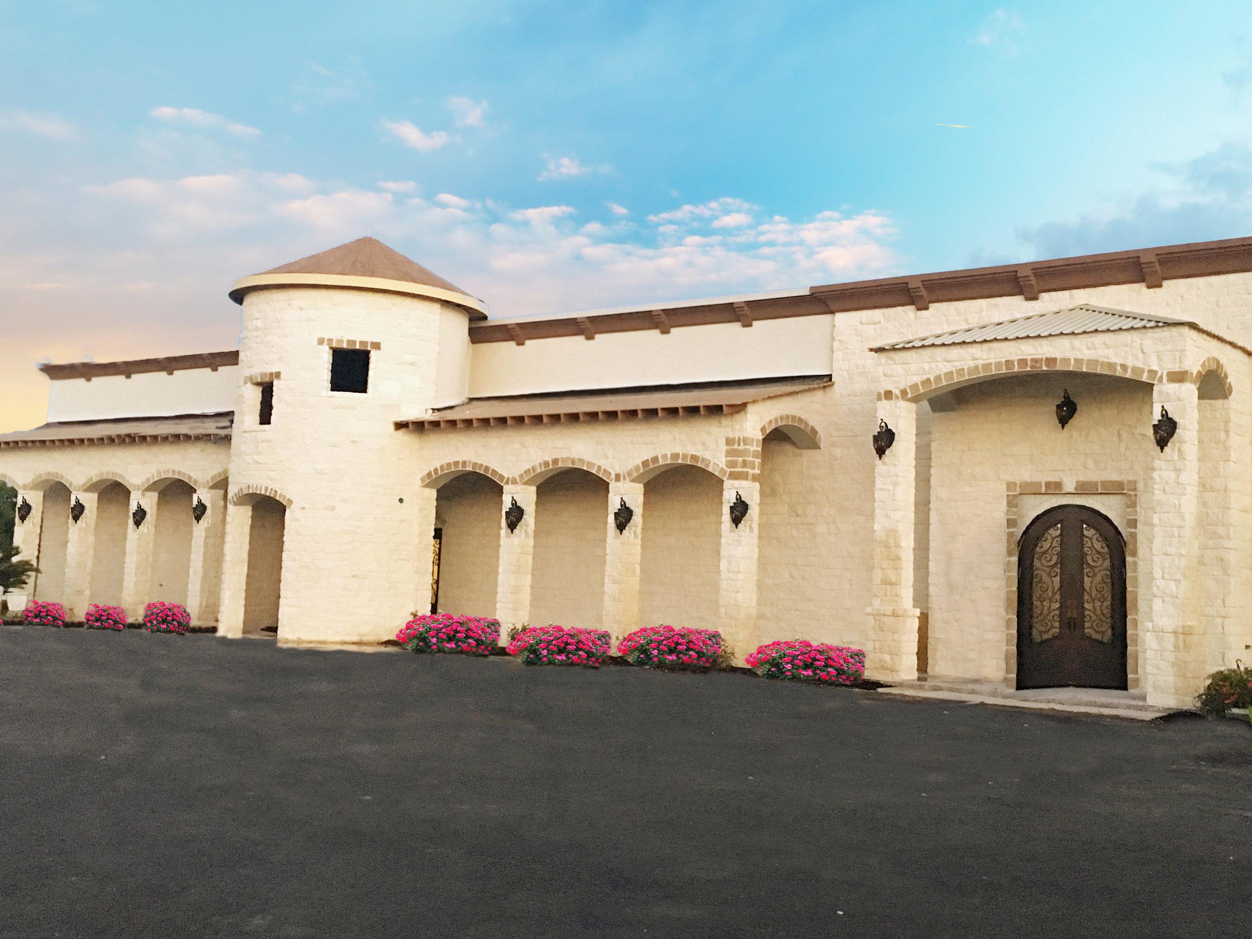 affordable elegant reception venue