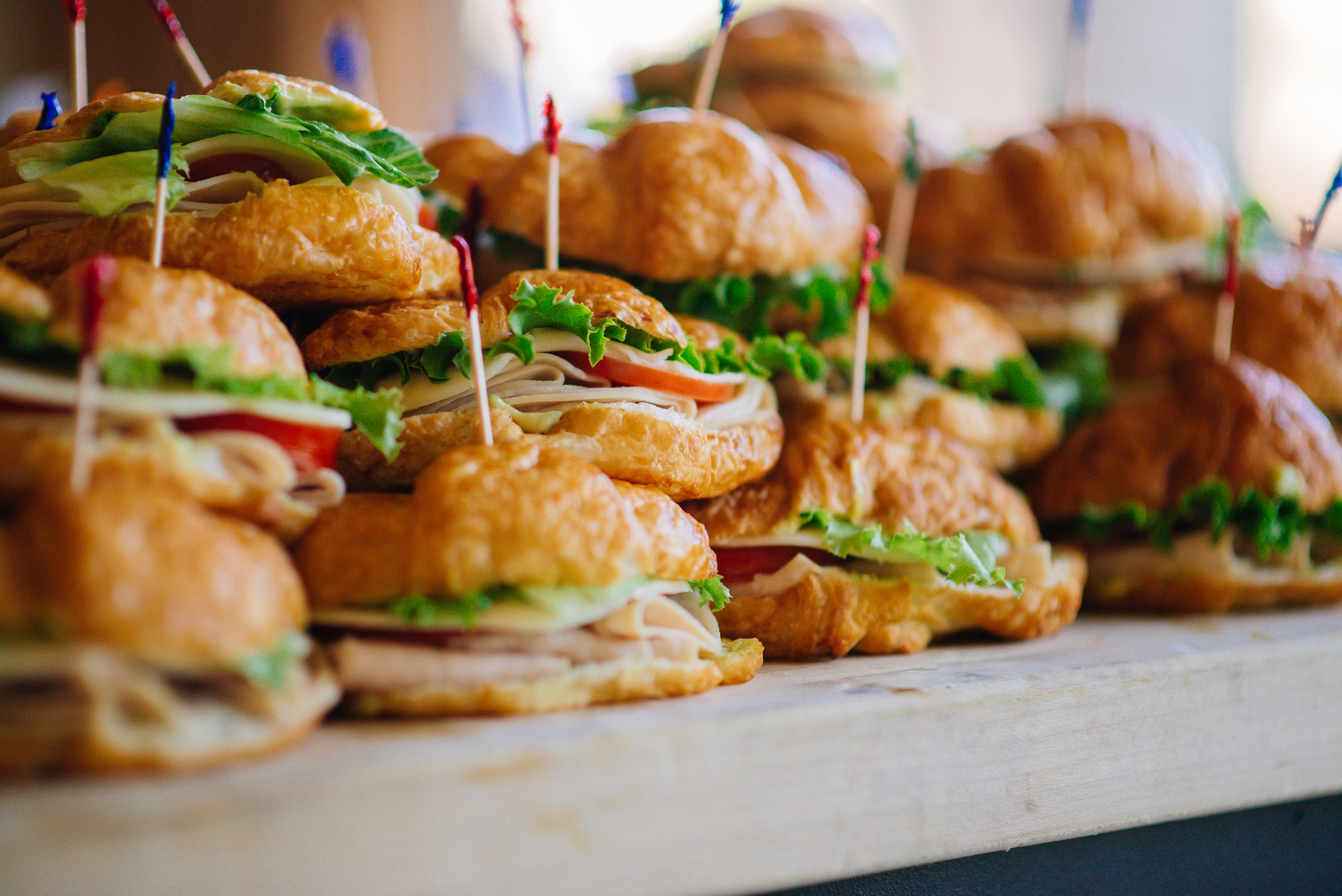 Catering & Food Service - The food service industry is a face paced, complex industry. Find out more about our insurance programs that will keep up.