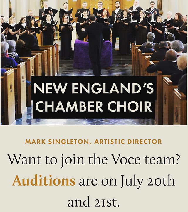 AUDITION ALERT!!! We're gearing up for upcoming seasons! Interested in joining us? Get all the details at voceinc.org/auditions We can't wait to hear you! #choirseason #auditionsalert #serveharmony