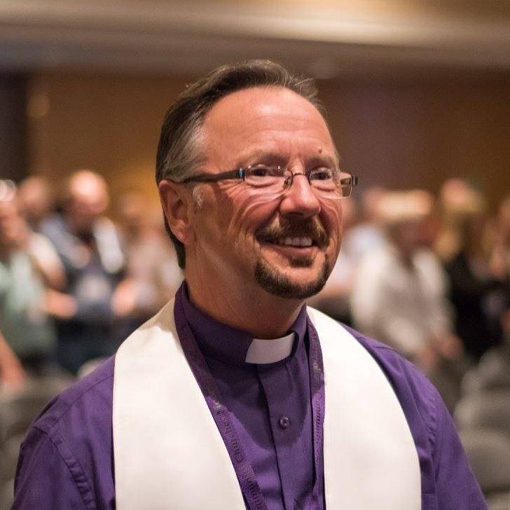 Rev. Aaron Miller - Senior Pastor
