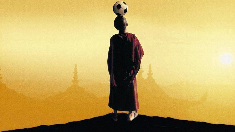 "The Cup Kyentse Rinpoche | 1999 | India I 94' | Drama | Tibetan with English Subtitles   It is the time of the Football World Cup France in 1998. A cheeky novice of a Buddhist monastery in northern India is the whole monk community with his football fever. Shortly before the final game the abbot forbids the monks to watch the game in the village. Now the boy's cunning is in demand. With ""The Cup"", the Bhutanese Lama Khyentse Norbu has succeeded in making an intelligent and charming film that shows that wisdom and worldliness can come together in a conciliatory way. A a colourful gem, which is full of the spiritual challenges of young people and the monks."