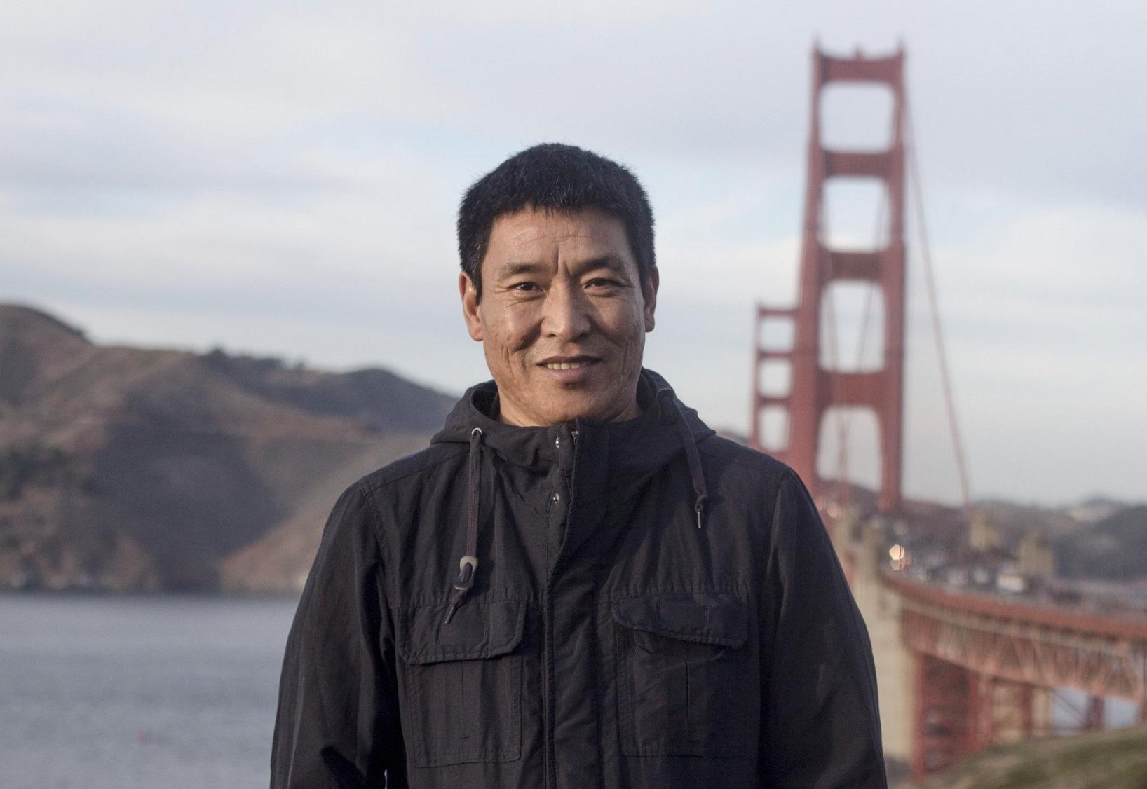 Dhondup Wangchen - Tibetan Filmmaker