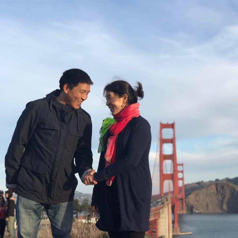 Dhondup Wangchen and Lhamo Tso to attend the 10th Tibet Film Festival - We are extremely happy that Dhondup Wangchen, to whom the Tibet Film Festival is dedicated to, will attend the 10th edition with his wife Lhamo Tso, who was fighting for the freedom of her husband and kept the struggle alive.