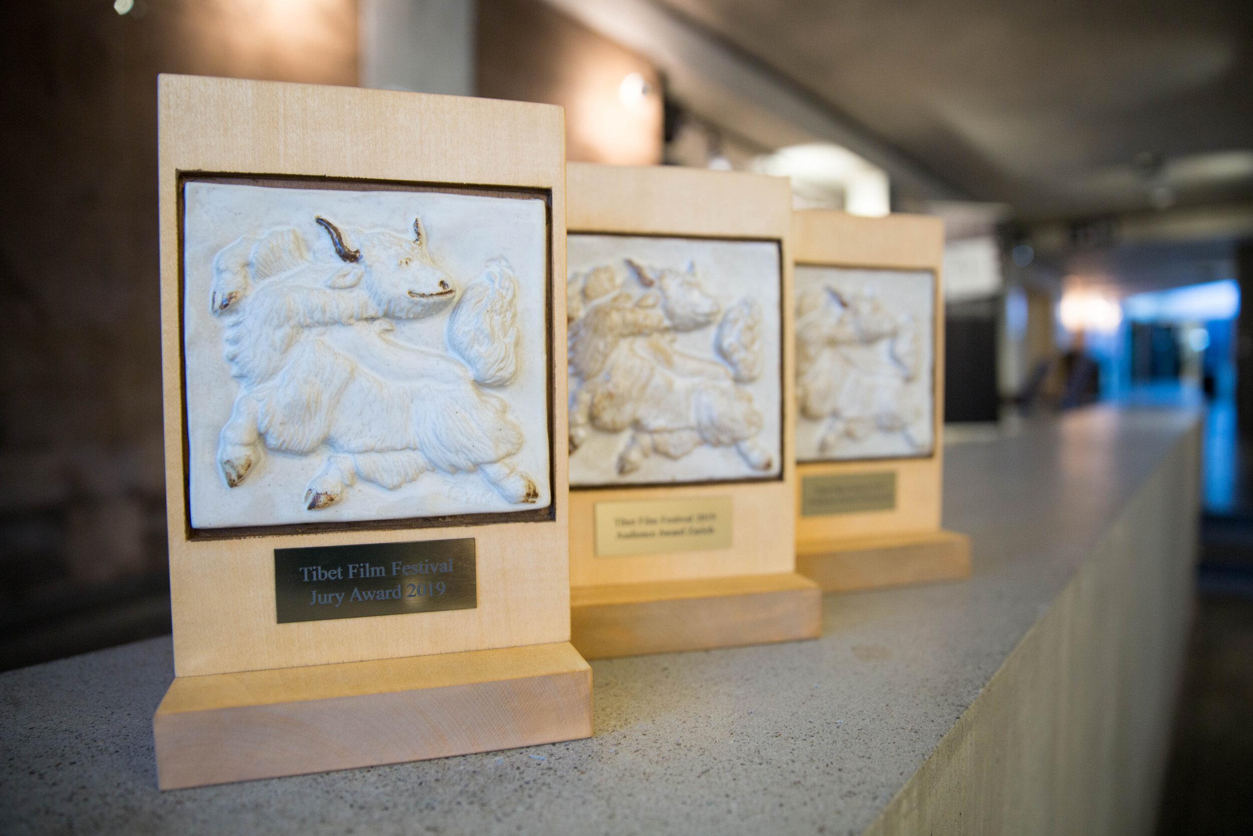 Tibet Film Festival Yak Prizes