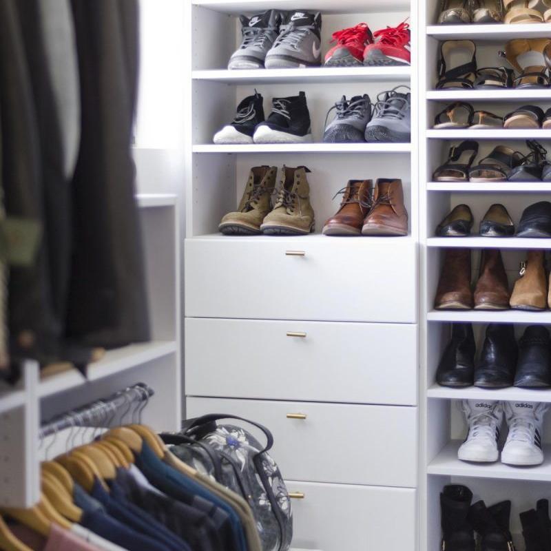 Wood Closets