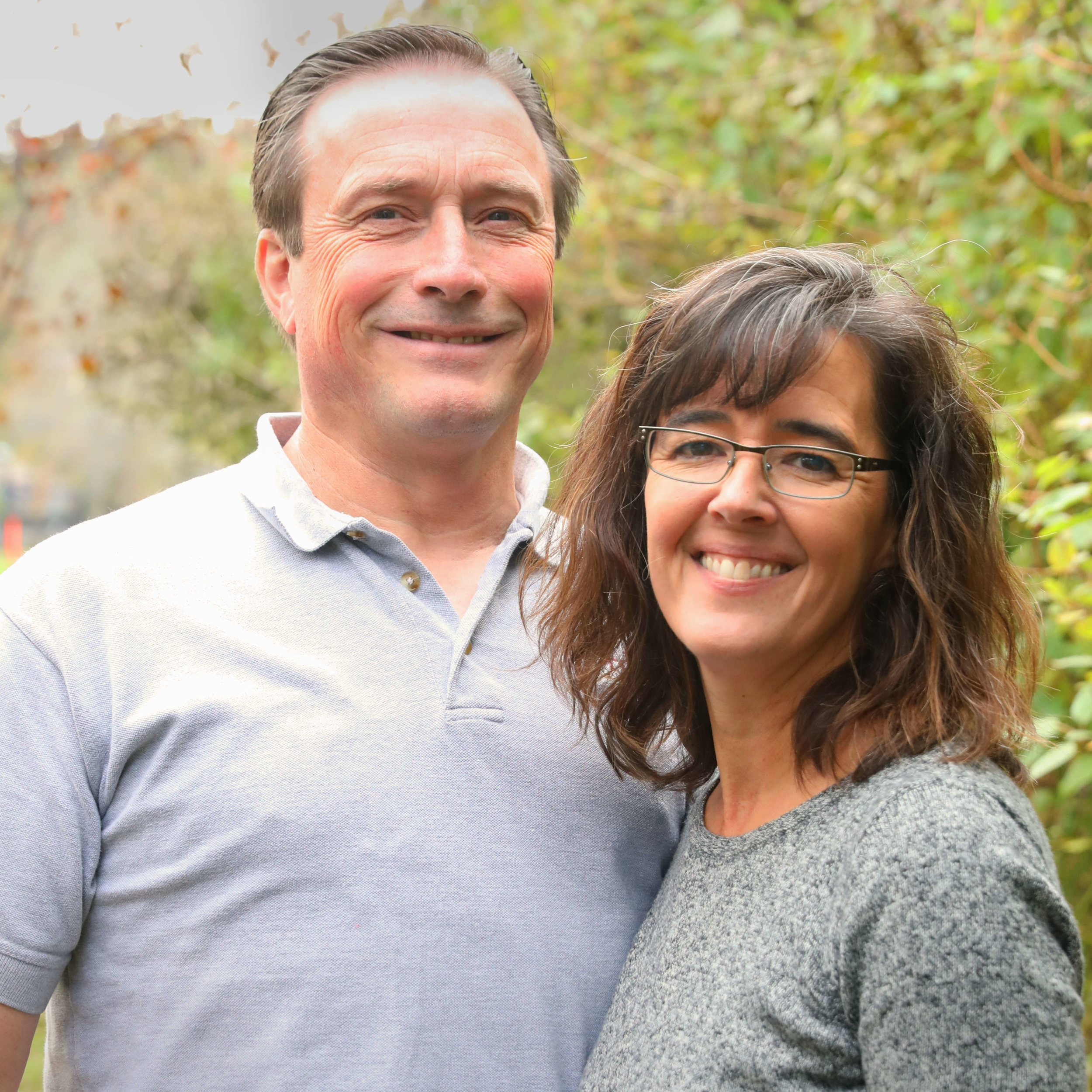 Lon and Darci DePoppe -