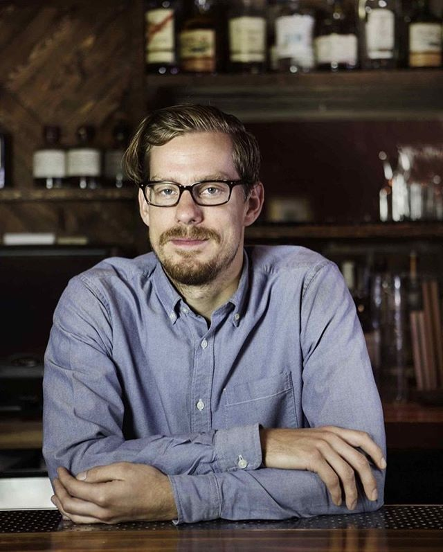 This is Kyle Mathis (@kmathii). @feastmag St. Louis' mixologist of the year. We couldn't be happier that Kyle and @westportsocial are part of #fizzandfolly at @loufest this year. Come out and see us tonight starting at 4 for another Fizz & Folly pre party!