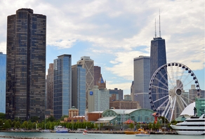 Chicago Sights - Friday, July 26 - Sunday, July 28, 2019Motor Coach Tour
