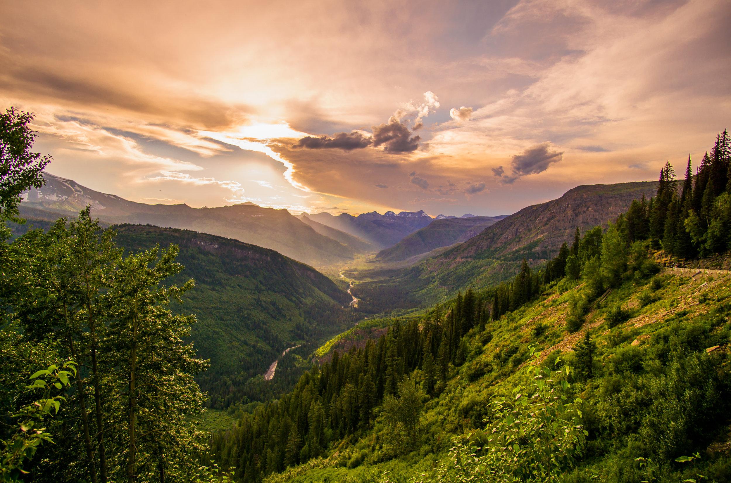 montana & glacier national park - Monday, July 20 - Monday, July 27, 2020