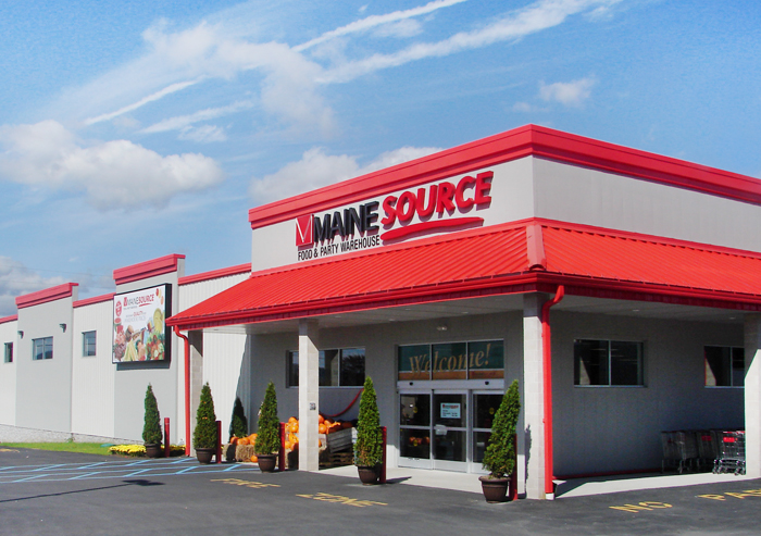 MaineSource Food & Party Warehouse