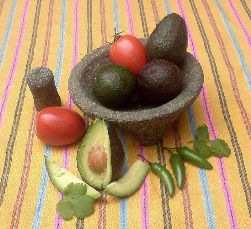 Our classic guacamole takes ripe avocados, tomato, onion, chiles and cilantro