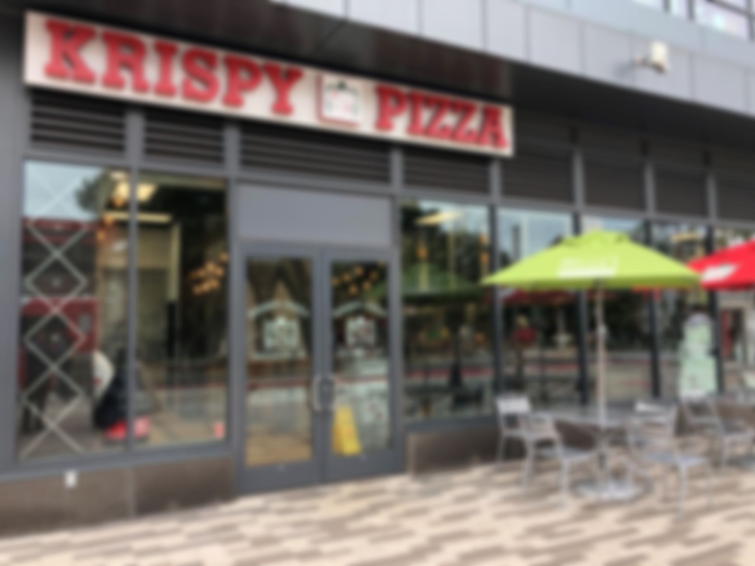 Krispy Pizza - authentic brooklyn-style pizza