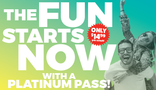 Save on Summer Fun in Norman, Oklahoma with Andy Alligator's Platinum Season Pass!