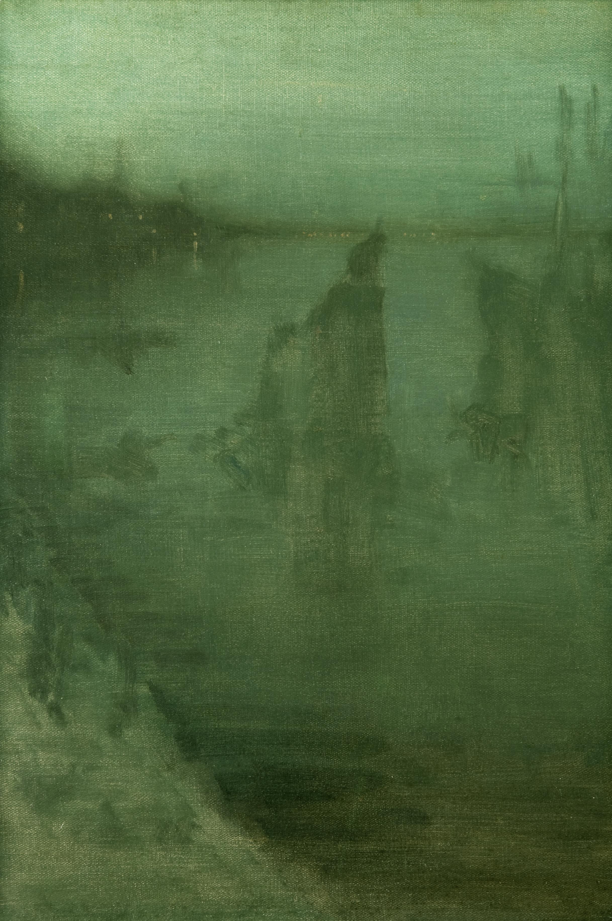 Nocturne, 1875 – 1877