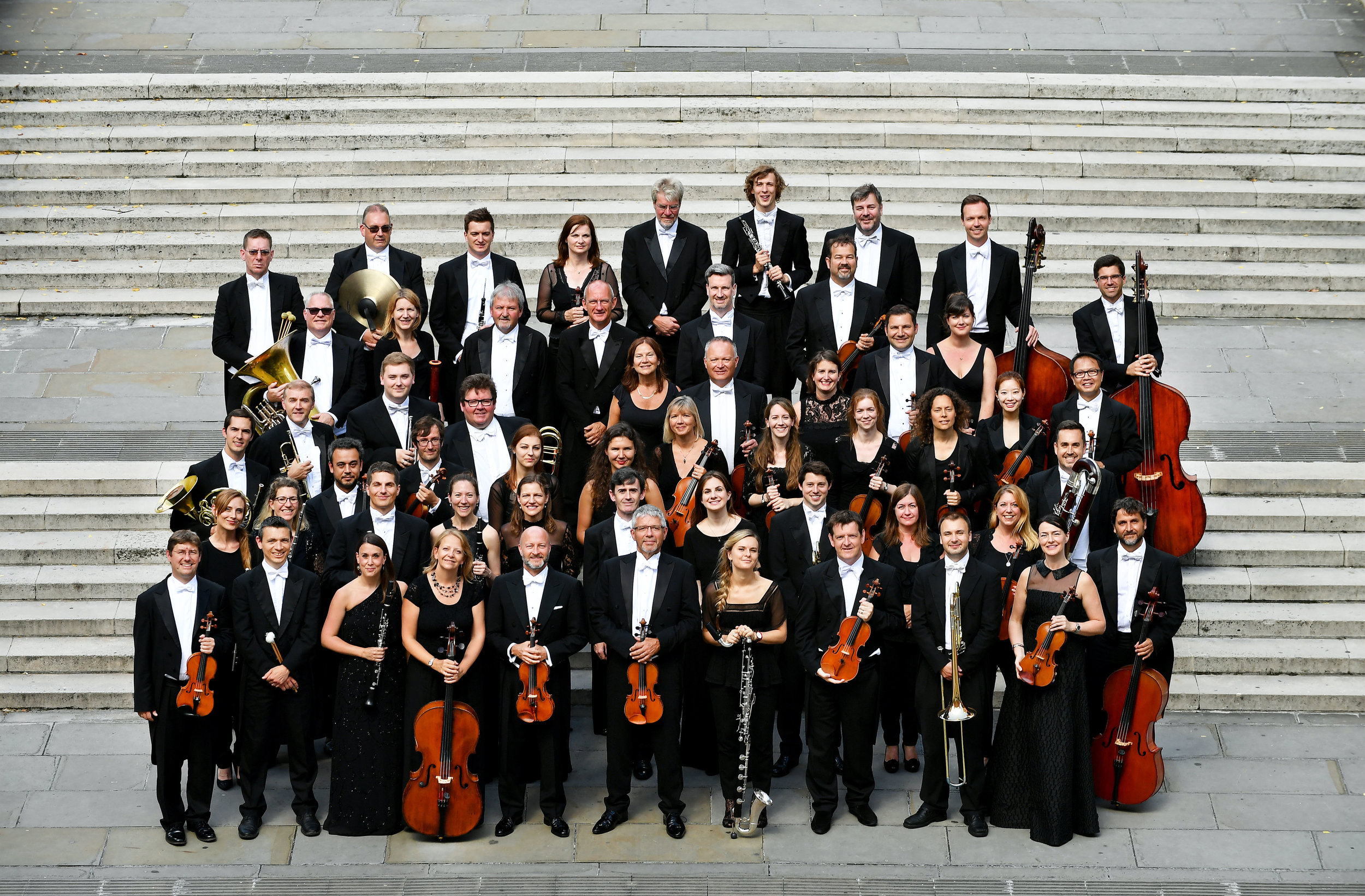 The Full Orchestra
