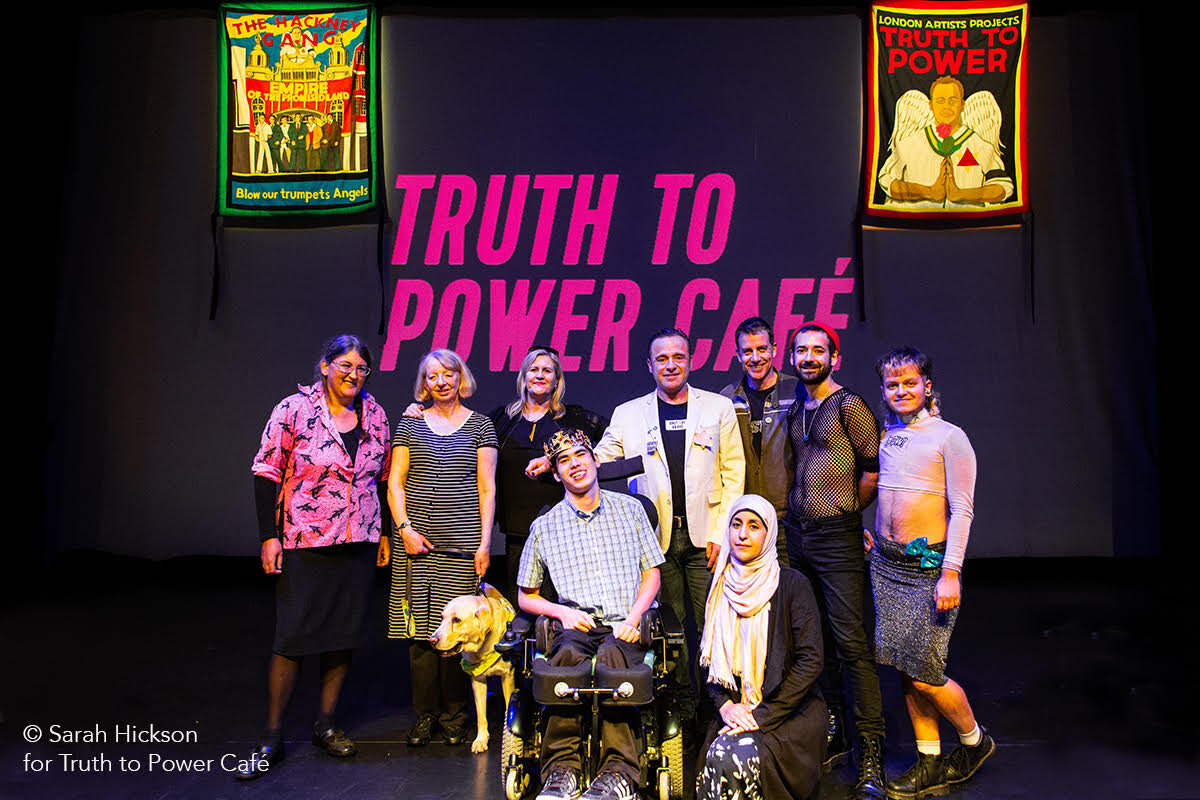 Jeremy Goldstein and the Cambridge participants