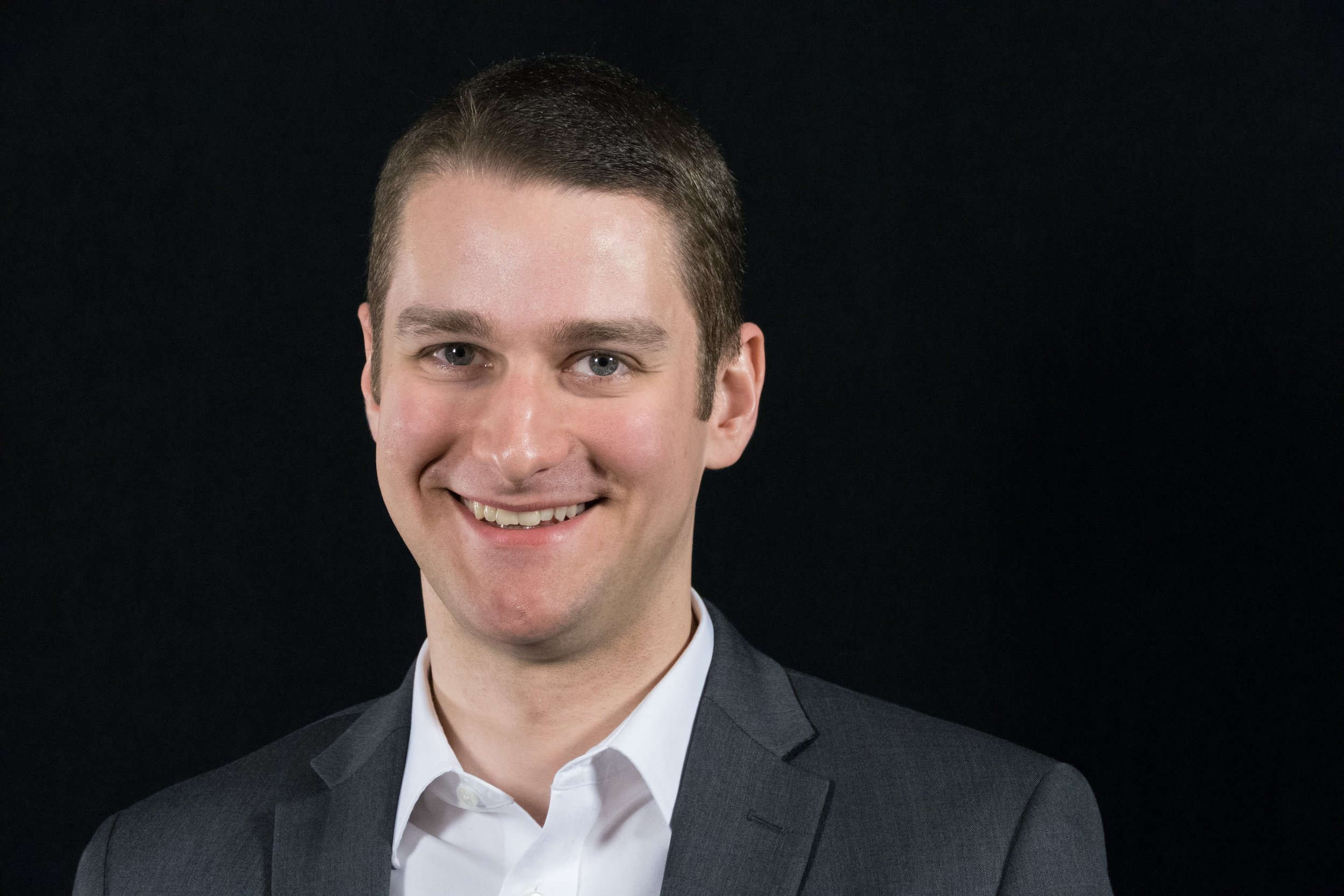 Alistair Glidden, Outreach Coordinator