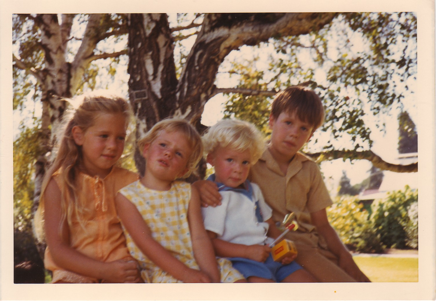 The four kids 1971.jpg