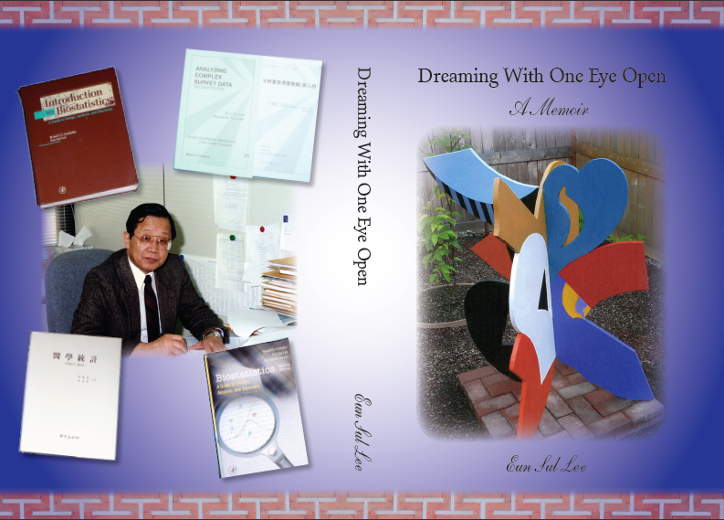 Eun Sul wrote his memoir and needed both a content and copy editor, designer and publisher to complete it. I was happy to help him deepen this wonderful story in which he leaves behind an invaded country and war to find a highly successful academic life, rich with family and friends.