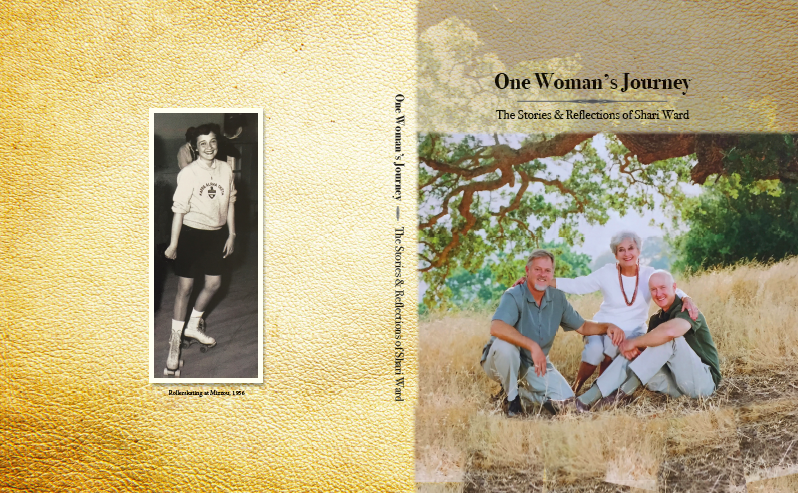 What a fun book to create, full of great stories, family history, and valuable reflections.