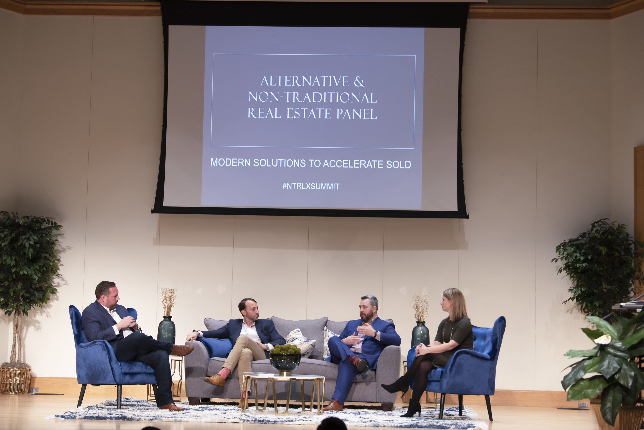 Alternative Real Estate Panel: Modern Solutions to Accelerate Sold